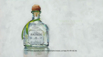 Patron TV Spot, 'Oil Painting' - Thumbnail 10