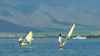 The Hawaiian Islands TV Spot, 'Windsurfing'