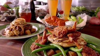 Applebee's 2 for $20 Menu TV Spot, 'Check It Out' Featuring Chris Berman - Thumbnail 1