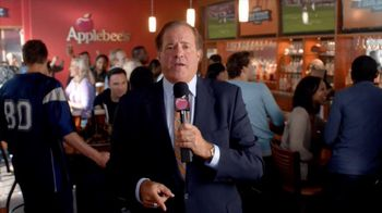 Applebee's 2 for $20 Menu TV Spot, 'Check It Out' Featuring Chris Berman