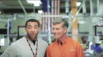 STIHL TV Spot, 'German Engineered U.S. Manufactured'