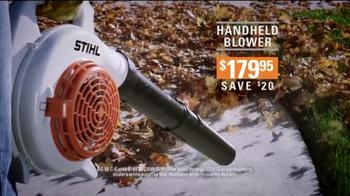 STIHL TV Spot, 'German Engineered U.S. Manufactured' - Thumbnail 8