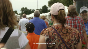 PGA TV Spot, 'Wounded Soldiers' - Thumbnail 1