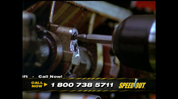 Speed Out TV Spot - Thumbnail 6