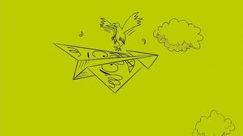 GoGurt TV Spot, 'Paper Plane' - Thumbnail 8