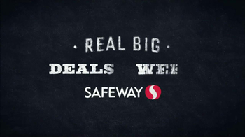 Safeway Deals of the Week TV Spot, 'Pepsi, Charmin, Breyers' - Thumbnail 1