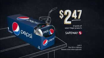 Safeway Deals of the Week TV Spot, 'Pepsi, Charmin, Breyers' - Thumbnail 4