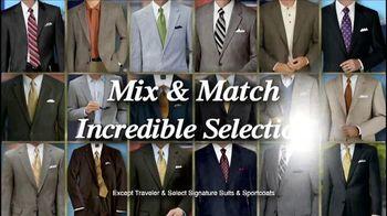 JoS. A. Bank TV Spot, 'Mix & Match'