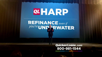 Quicken Loans TV Spot, 'Owe More Than Your Home Is Worth? - Thumbnail 4