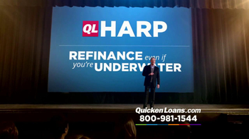 Quicken Loans TV Spot, 'Owe More Than Your Home Is Worth? - Thumbnail 5