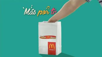 McDonald's Dollar Menu TV Spot, 'Más por tu Dinero' [Spanish] - Thumbnail 1