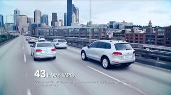 Volkswagen TV Spot, 'The TDI Clean Diesel Family' - Thumbnail 6