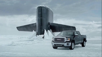 GMC Sierra TV Spot, 'Submarine Hulls' - 565 commercial airings