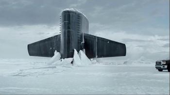 GMC Sierra TV Spot, 'Submarine Hulls' - Thumbnail 9
