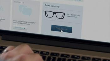 Glasses.com 3D Virtual Try-On TV Spot, 'Enjoy' - Thumbnail 9