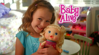 Baby Alive Better Now Baby TV Spot - Thumbnail 1