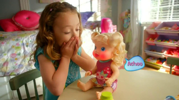 Baby Alive Better Now Baby TV Spot - 250 commercial airings