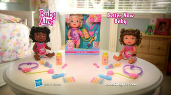 Baby Alive Better Now Baby TV Spot - Thumbnail 9