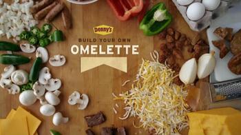 Denny's Build Your Own Omlette TV Spot, 'Hijack' - Thumbnail 8