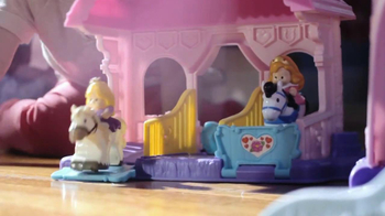 Little People Disney Princess Klip Klop Stable TV Spot - Thumbnail 3