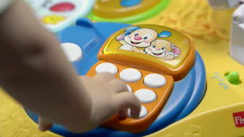Fisher Price Laugh & Learn Table TV Spot - Thumbnail 3