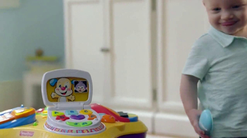 Fisher Price Laugh & Learn Table TV Spot - Thumbnail 8