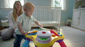 Fisher Price Laugh & Learn Table TV Spot - Thumbnail 9
