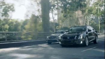 Cadillac Twin Turbo XTS TV Spot, 'Doors' - Thumbnail 9