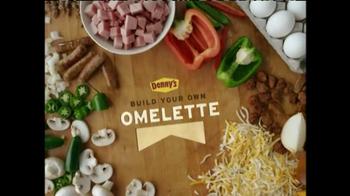 Denny's Build Your Own Omlette TV Spot, 'Ome'lart' - Thumbnail 6