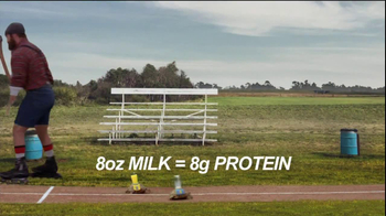 Got Milk? TV Spot, 'Protein Fight Club: Milk vs. OJ' - Thumbnail 10