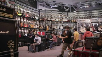 Guitar Center Labor Day Sale TV Spot, 'Martin Dreadnought Acoustic' - Thumbnail 1