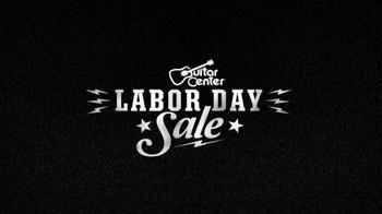 Guitar Center Labor Day Sale TV Spot, 'Martin Dreadnought Acoustic' - Thumbnail 10