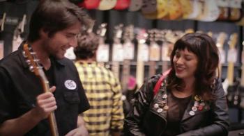 Guitar Center Labor Day Sale TV Spot, 'Martin Dreadnought Acoustic' - Thumbnail 2