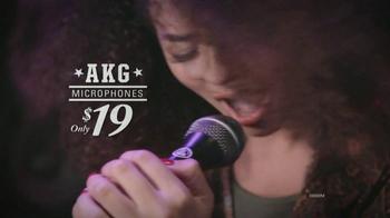 Guitar Center Labor Day Sale TV Spot, 'Martin Dreadnought Acoustic' - Thumbnail 3