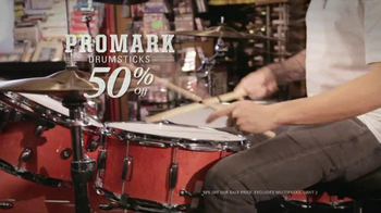 Guitar Center Labor Day Sale TV Spot, 'Martin Dreadnought Acoustic' - Thumbnail 4