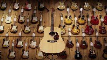 Guitar Center Labor Day Sale TV Spot, 'Martin Dreadnought Acoustic' - Thumbnail 6