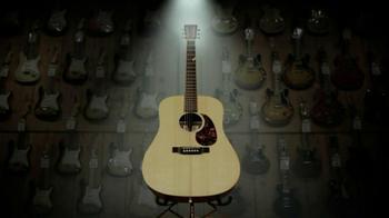Guitar Center Labor Day Sale TV Spot, 'Martin Dreadnought Acoustic' - Thumbnail 7