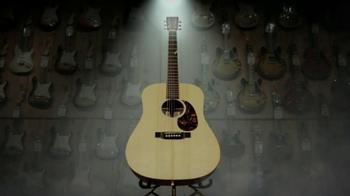 Guitar Center Labor Day Sale TV Spot, 'Martin Dreadnought Acoustic' - Thumbnail 8