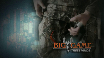Big Game Treestands Platinum Series Diamondback Harness TV Spot - Thumbnail 2