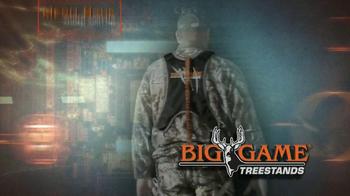 Big Game Treestands Platinum Series Diamondback Harness TV Spot - Thumbnail 7