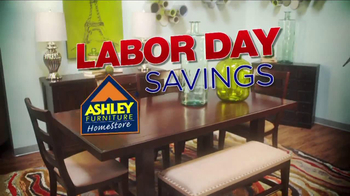 Ashley Furniture Homestore TV Spot, 'Labor Day Savings' - Thumbnail 10