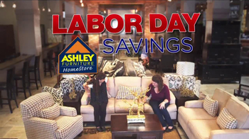 Ashley Furniture Homestore TV Spot, 'Labor Day Savings' - Thumbnail 3