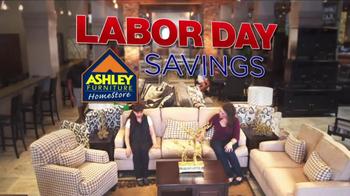 Ashley Furniture Homestore TV Spot, 'Labor Day Savings' - Thumbnail 4