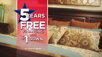 Ashley Furniture Homestore TV Spot, 'Labor Day Savings' - Thumbnail 6