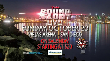 TNA Bound For Glory TV Spot - Thumbnail 9