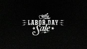 Guitar Center Labor Day Sale TV Spot, 'Fender' - Thumbnail 10
