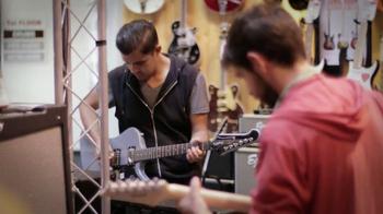 Guitar Center Labor Day Sale TV Spot, 'Fender' - Thumbnail 2