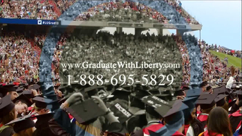 Liberty University TV Spot, '40th Commencement Ceremony' - Thumbnail 8