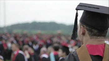 Liberty University TV Spot, '40th Commencement Ceremony' - Thumbnail 4