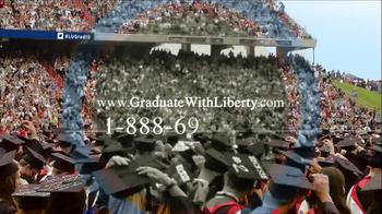 Liberty University TV Spot, '40th Commencement Ceremony' - Thumbnail 7